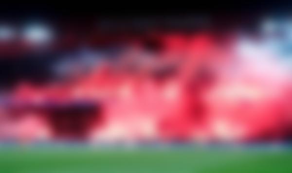 PSG fans in stadium