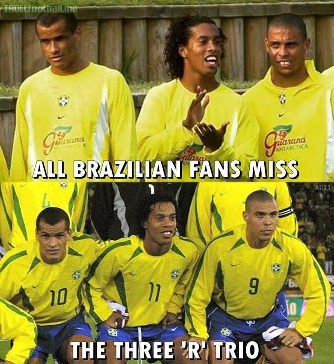 rivaldo ronaldo and ronaldinho