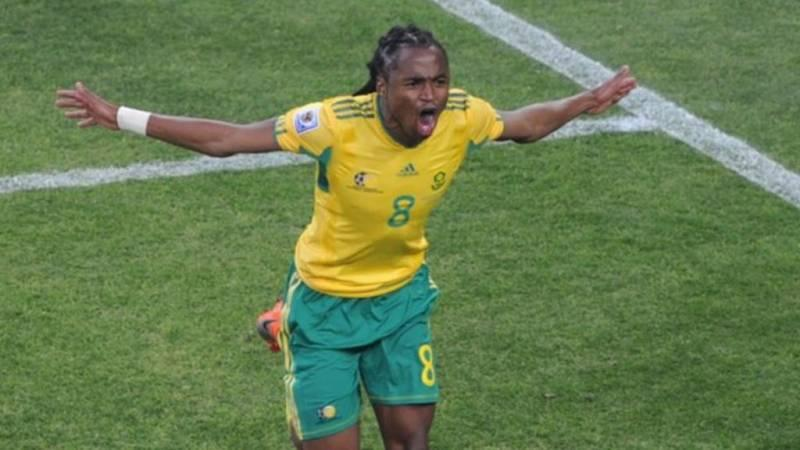 Siphiwe Tshabalala is one of the richest soccer players in South Africa