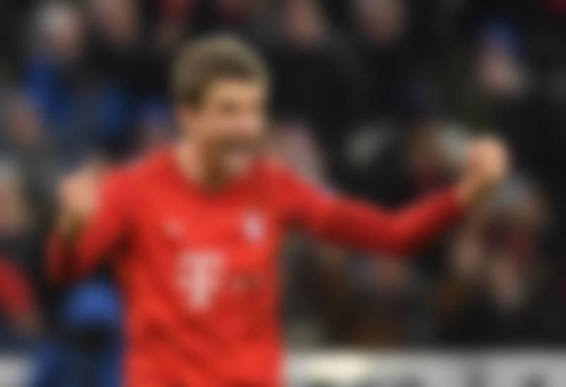Thomas Muller assists