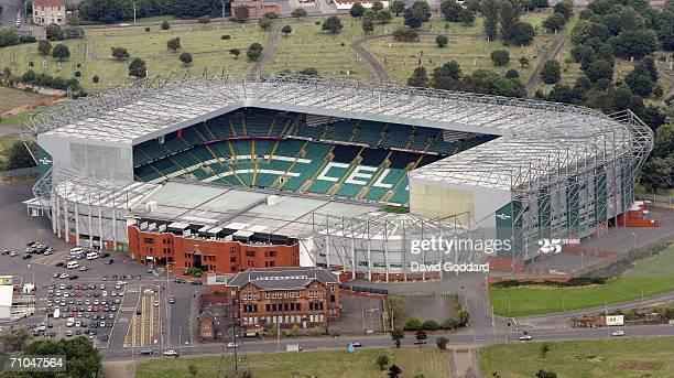 Celtic Park is one of the biggest football stadium in the uk