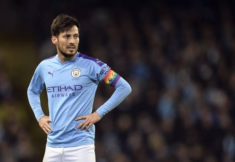 David Silva is among the players with the most assists in a single premier league season.