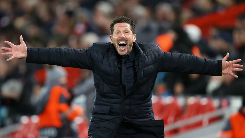 Diego Simeone is the highest paid football manager