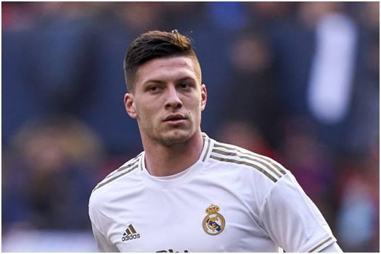 Luka Jovic is among real madrid most expensive transfers