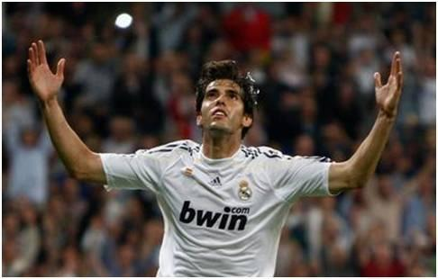 kaka is among real madrid most expensive transfers