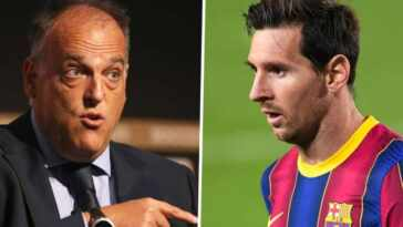 La Liga president ready for Messi Transfer