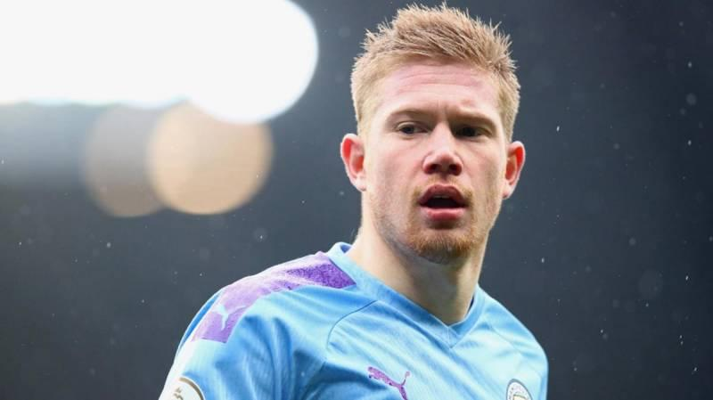 KDB is among top 10 players with the most assists in english premier league history