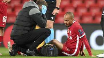 Liverpool FC injury crisis is not looking good.