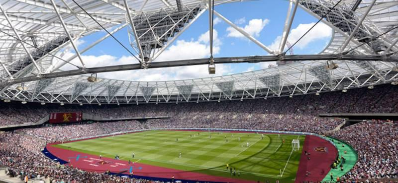 London stadium is one of the best football stadiums in London