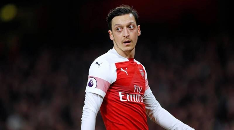 Mesut Ozil is among the players with the most premier league assists in one season