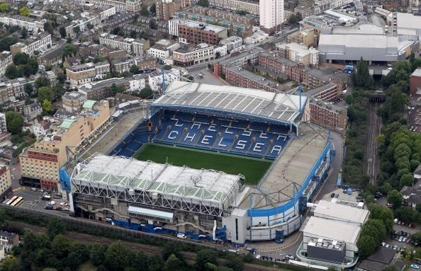 Stamford Bridge of Chelsea
