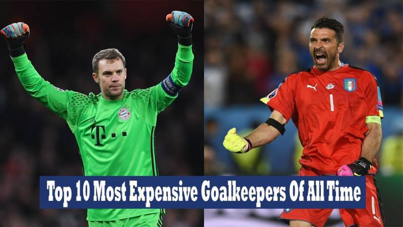most expensive goalkeepers in the world