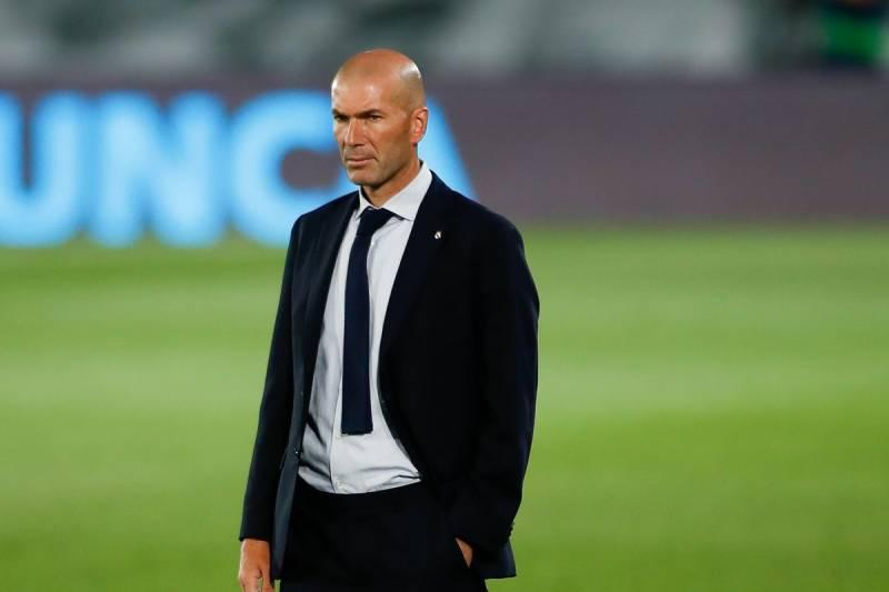 zidane is among the top 10 richest football manager in the world
