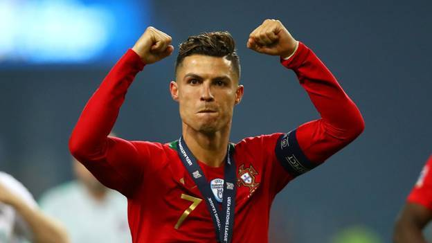 Ronaldo becomes one of the highest goal scorers in football history