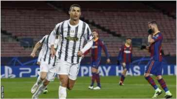 barcelona vs juventus match review and highlights