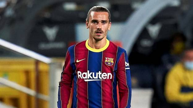 Griezmann is one of Barcelona most expensive signings