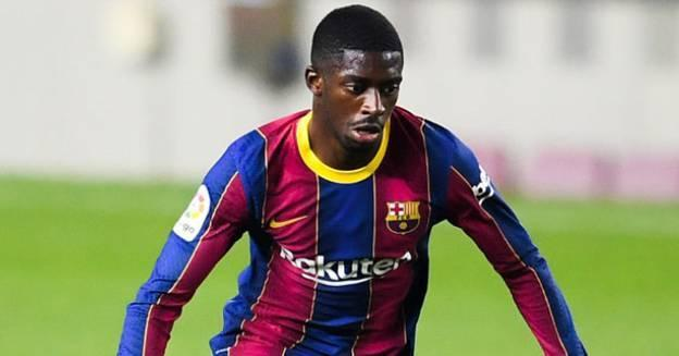 Dembele is Barcelona record signing