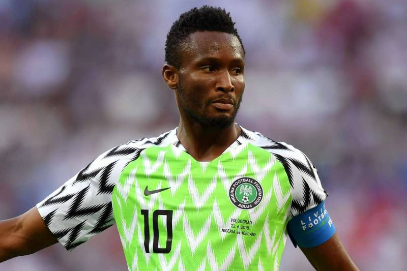 Mikel Obi is the current richest nigeria football player