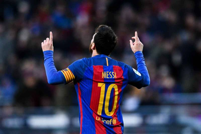Leo Messi is the best number 10 in football currently