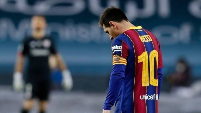 Messi gets two game ban