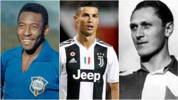 Top 10 Highest Goal Scorers in Football History