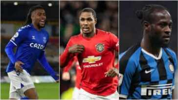 Top 10 Highest Paid Nigerian footballers