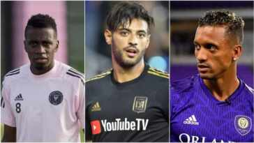 Top 10 Best MLS Players in 2021 and FIFA 21