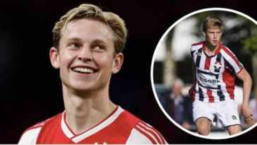 The Story of How Ajax Bought Frenkie De Jong for Just €1