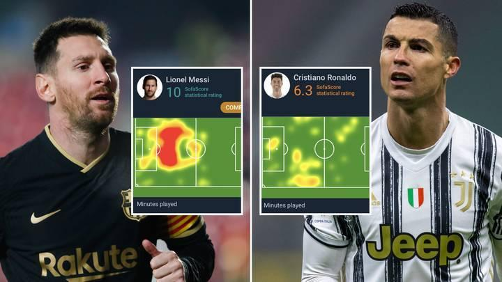 the difference between Lionel Messi and Cristiano Ronaldo
