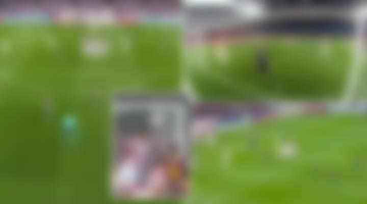 Lionel Messi scores a stunner