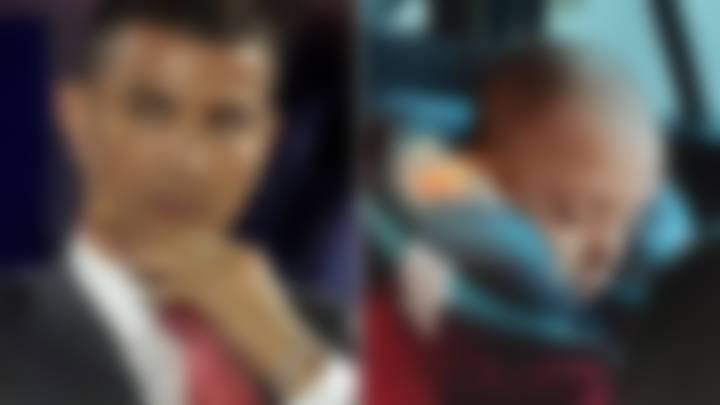 Cristiano Ronaldo donates money