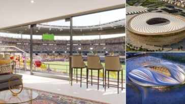 Tickets to the World Cup 2022 are available