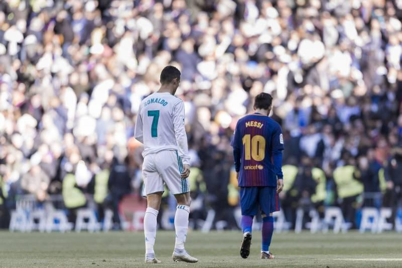 Ronaldo opened up about his relationship with Leo Messi in 2017
