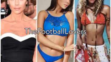 Top 10 Richest Footballers' WAGs in 2021