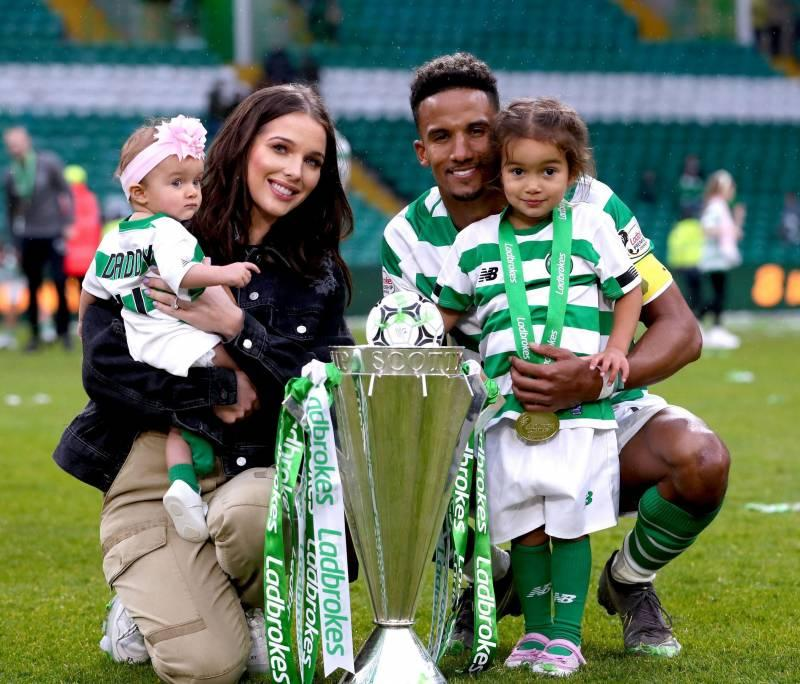 Scott Sinclair's partner Helen Flanagan is among the richest football players' wives and girlfriends