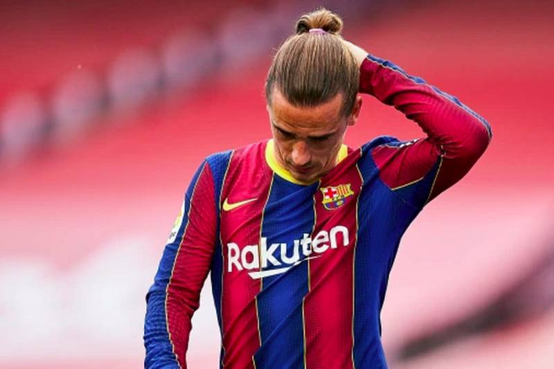 Barcelona looking to offload Griezmann in order to fund Lionel Messi's contract