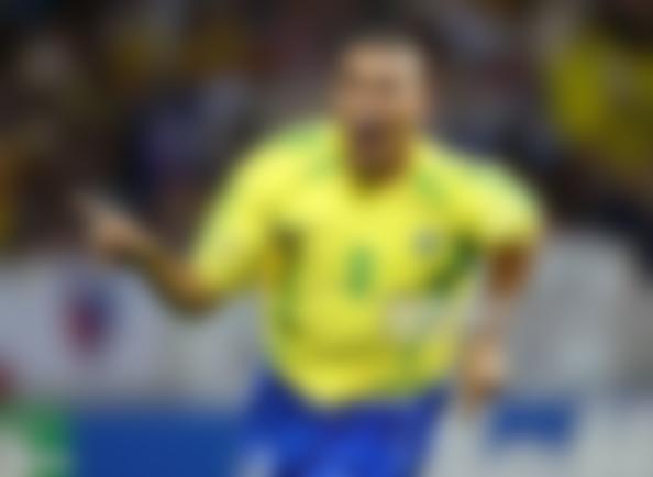 Mason Greenwood takes his stepover inspiration from Brazilian legend Ronaldo Nazario